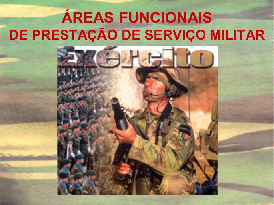 PRESTAÇÃO DE SERVIÇO MILITAR » Regime de Voluntariado (RV/RC) PRAÇAS / SOLDADO SARGENTOS OFICIAIS