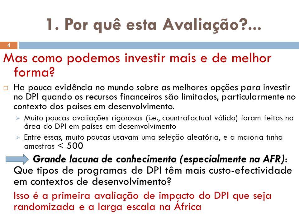 1.Por quê em Moçambique.