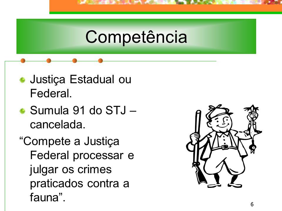 5 Lei de Crimes Ambientais Natureza Híbrida (penal, administrativo e internacional)