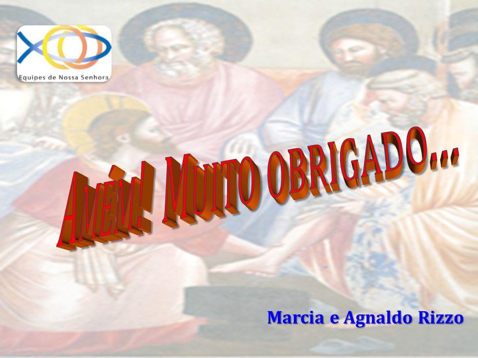 Marcia e Agnaldo Rizzo