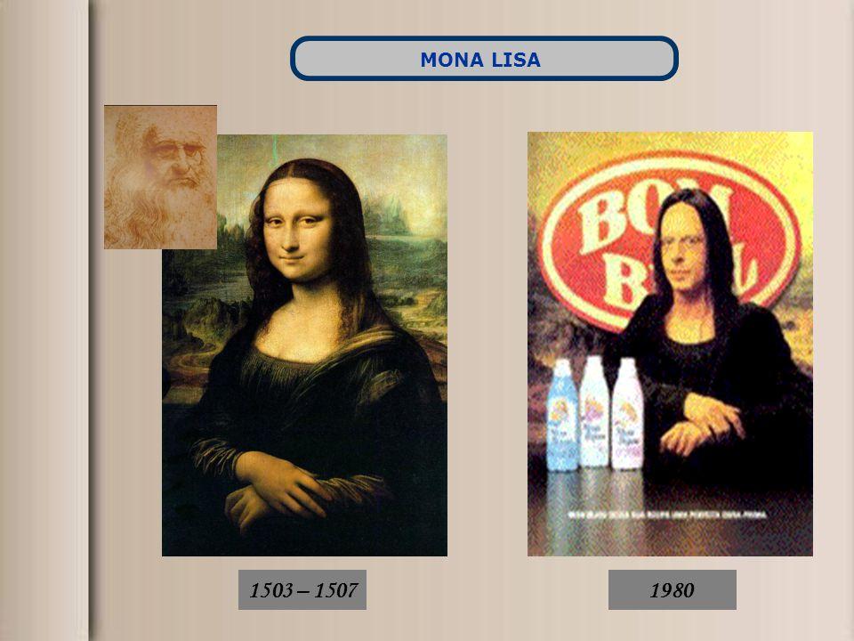 1503 – 15071980 MONA LISA