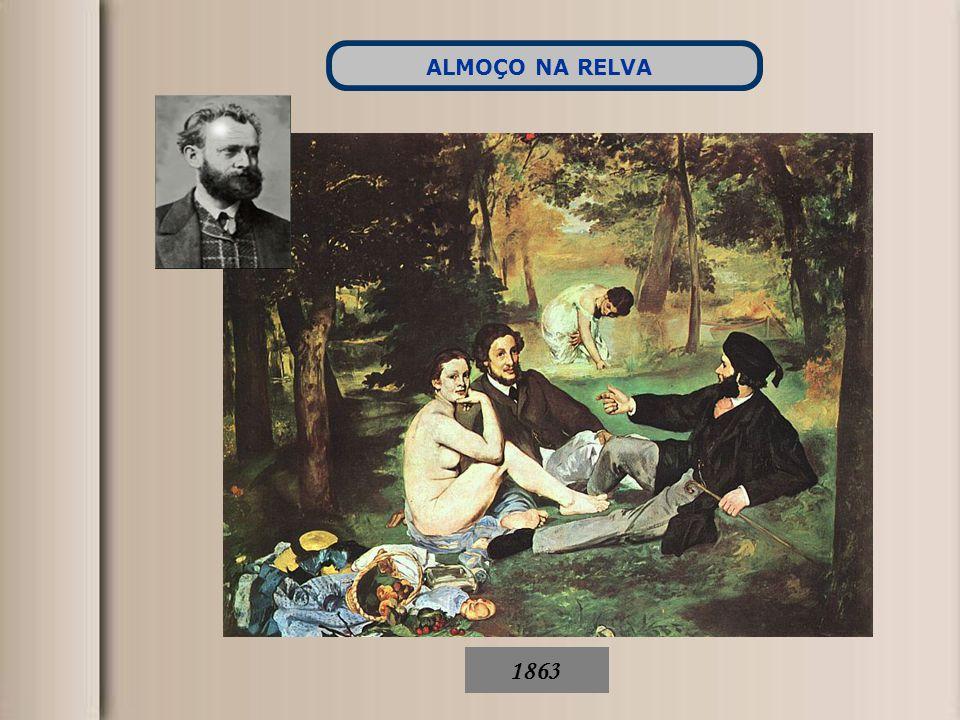 1863 ALMOÇO NA RELVA