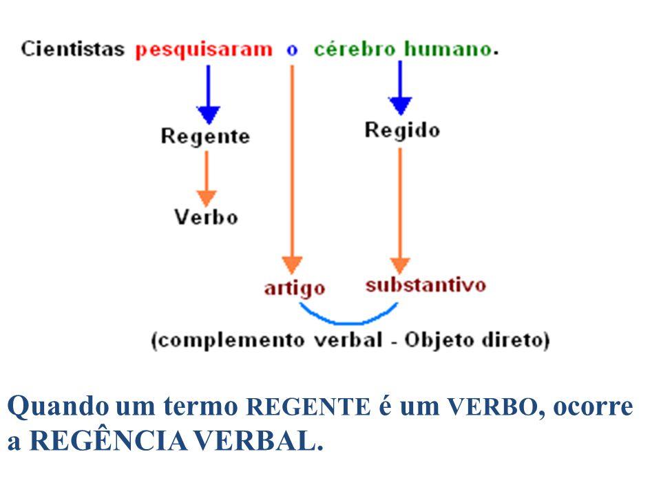 8) Nas frases seguintes, todas com o pronome CUJO, há uma com erro de regência verbal.