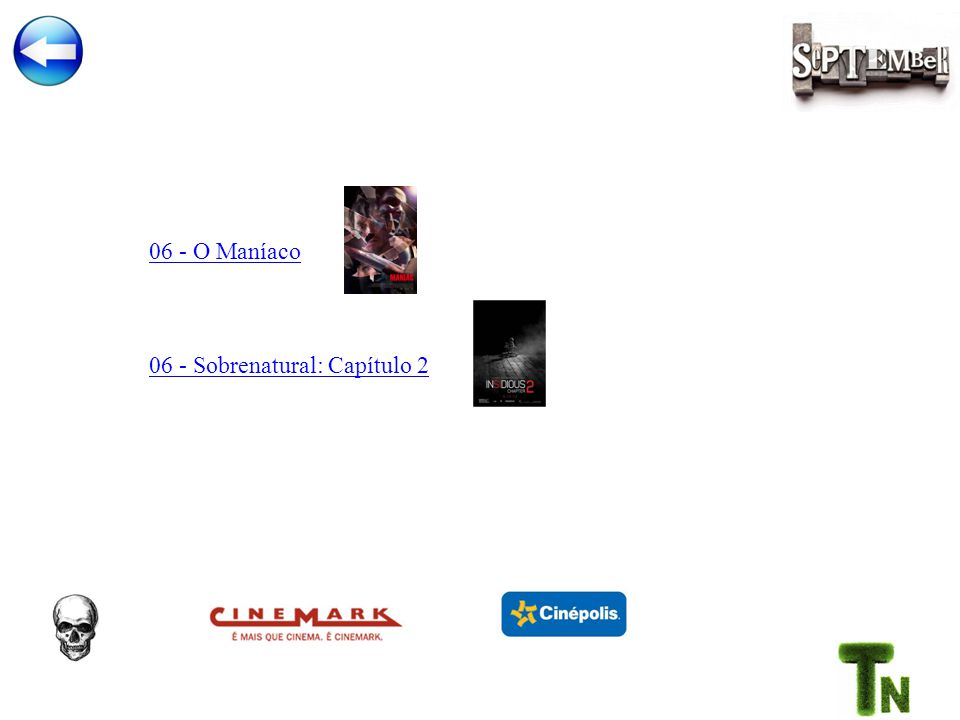 06 - O Maníaco 06 - Sobrenatural: Capítulo 2