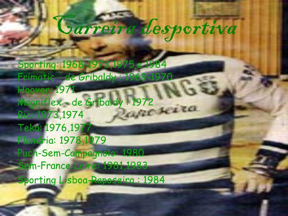 Quem foi? Joaquim Agostinho foi um notável ciclista português, nascido no dia 7 de Abril de 1943 em Brejenjas, freguesia da Silveira, concelho de Torr