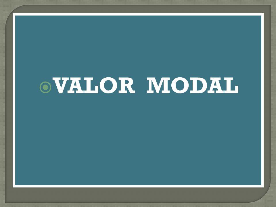  VALOR MODAL