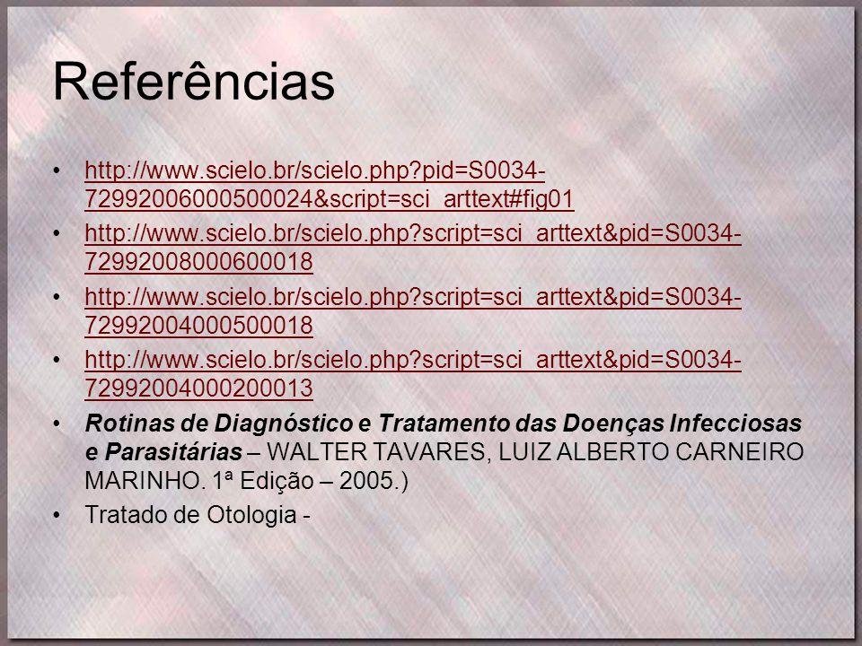 Referências •http://www.scielo.br/scielo.php?pid=S0034- 72992006000500024&script=sci_arttext#fig01http://www.scielo.br/scielo.php?pid=S0034- 729920060