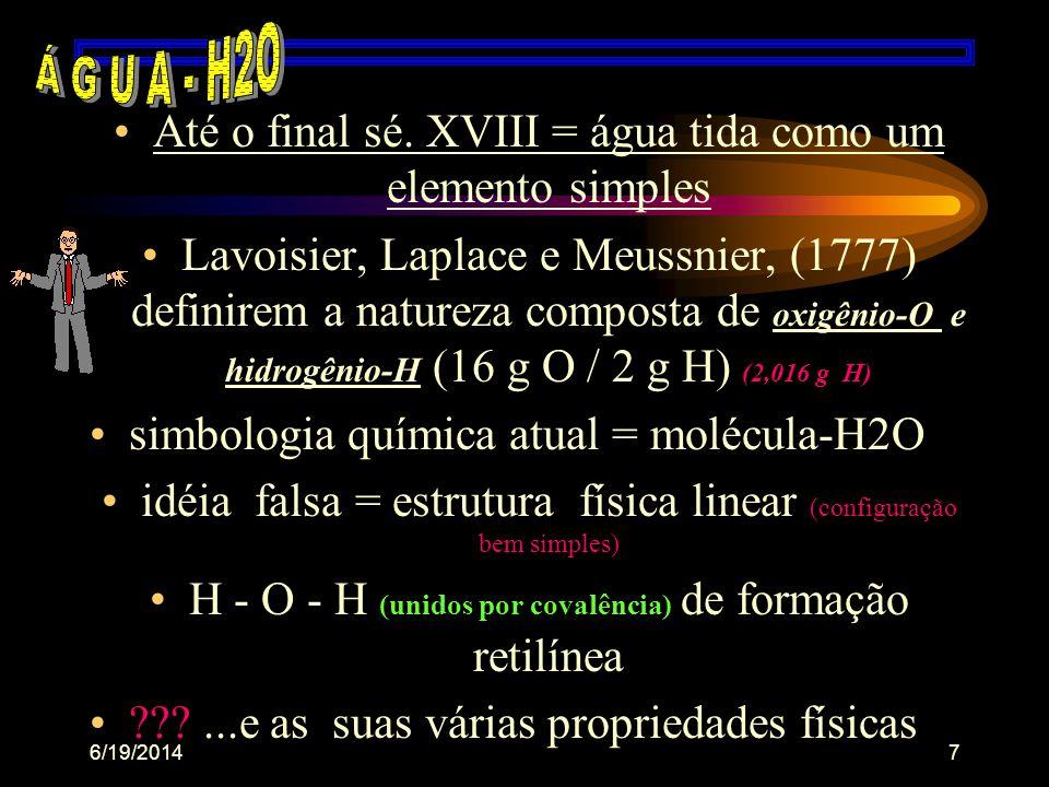 6/19/201417 Mini curso - ÁGUAS CONTINENTAIS Mini curso - ÁGUAS CONTINENTAIS (reapresentação... ).