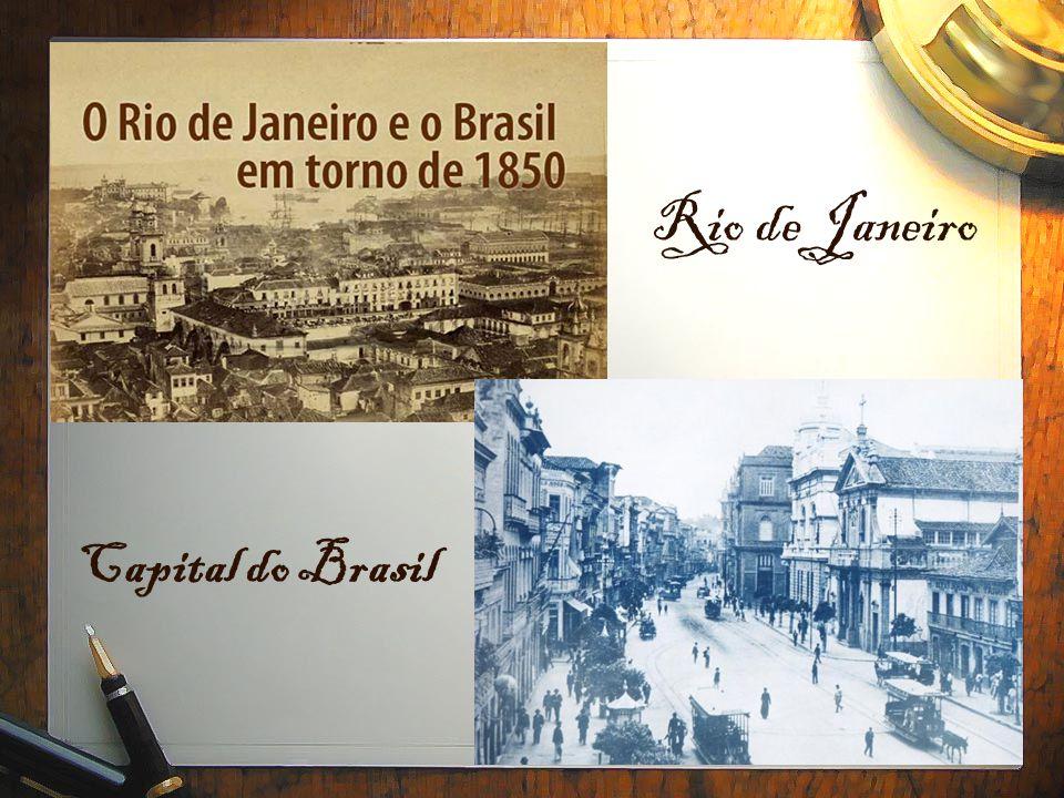 Rio de Janeiro Capital do Brasil