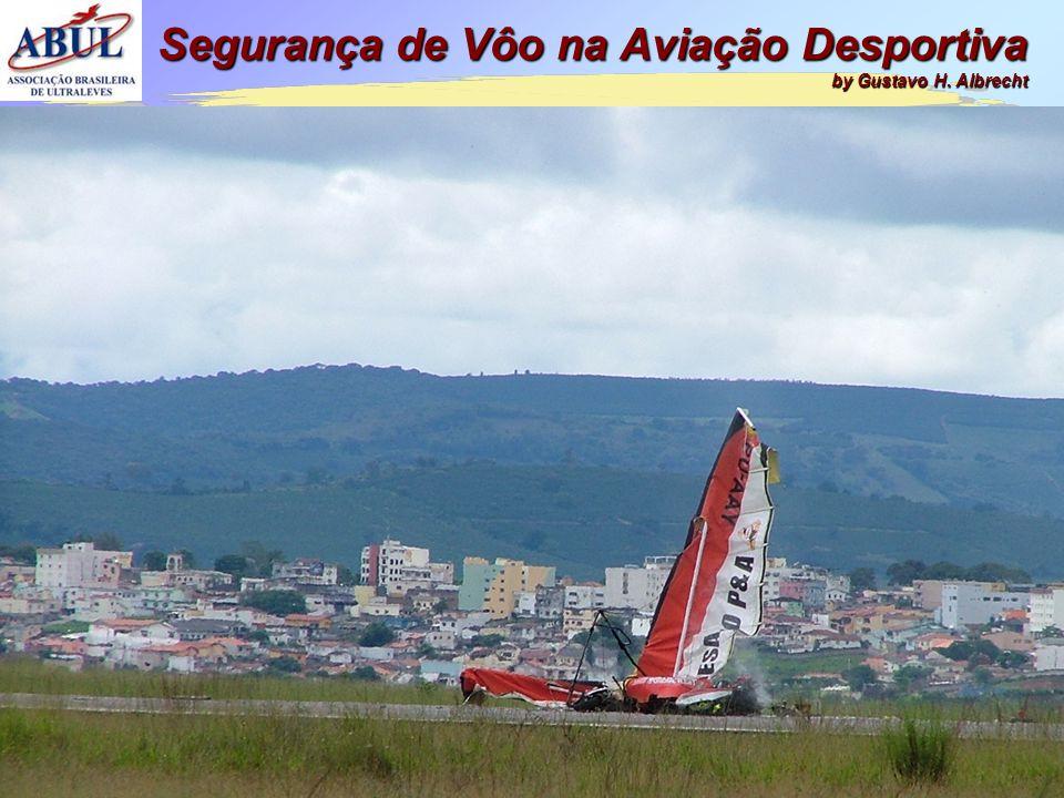 55 Segurança de Vôo na Aviação Desportiva by Gustavo H. Albrecht