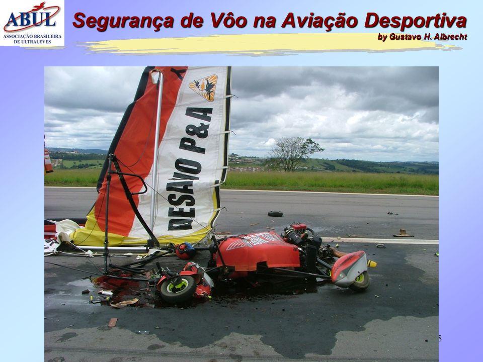 57 Segurança de Vôo na Aviação Desportiva by Gustavo H. Albrecht