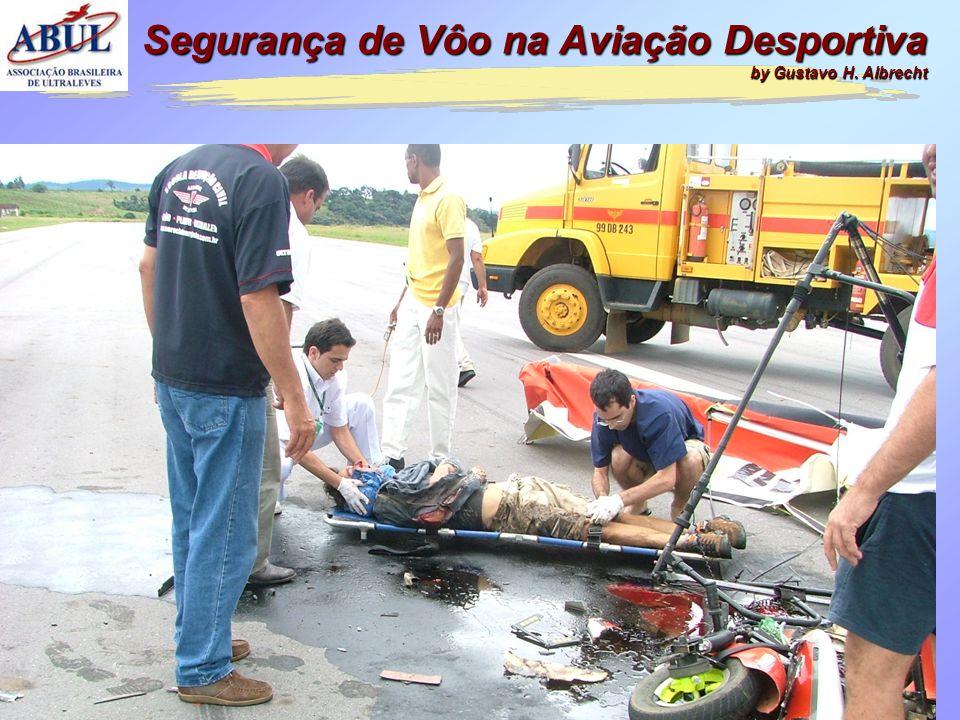 58 Segurança de Vôo na Aviação Desportiva by Gustavo H. Albrecht