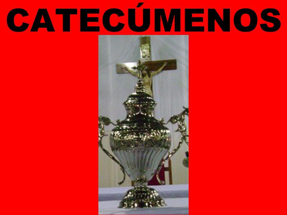 CATECÚMENOS