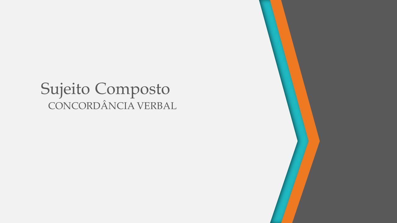 especial O verbo SER tem uma característica muito especial: é o único na língua portuguesa que permite a concordância com o predicativo.