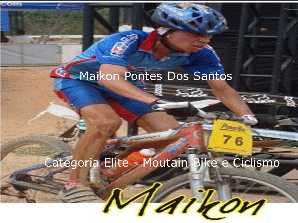 Perfil:.Nome: Maikon Pontes Dos Santos Nascimento 23/08/1982 Contato:.