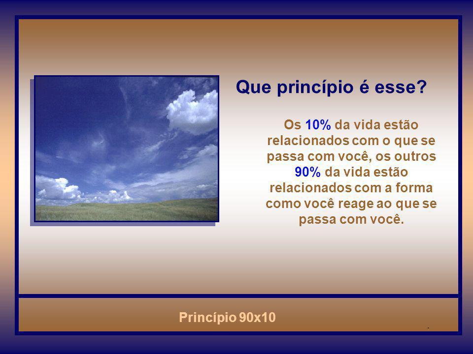 Princípio 90x10