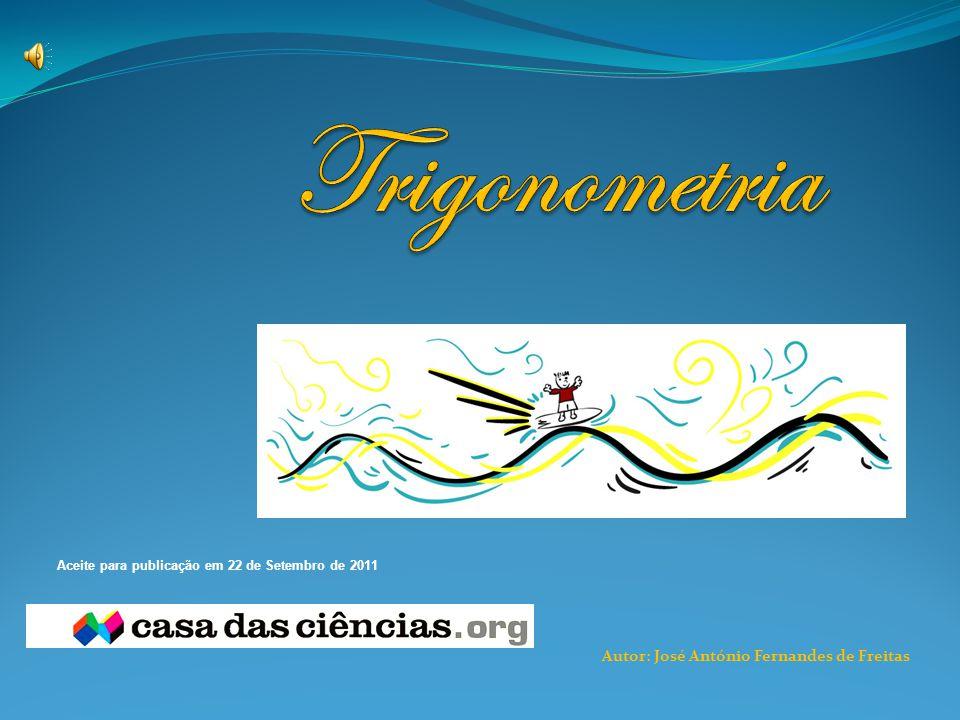 Autor: José António Fernandes de Freitas Aceite para publicação em 22 de Setembro de 2011