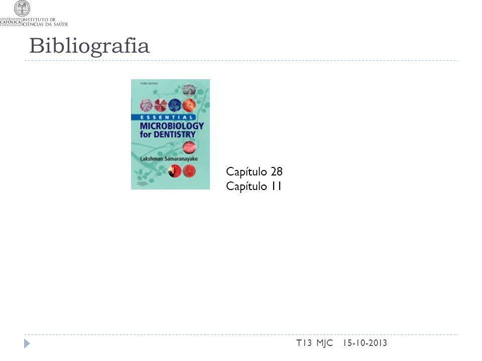 Bibliografia T13 MJC15-10-2013 Capítulo 28 Capítulo 11