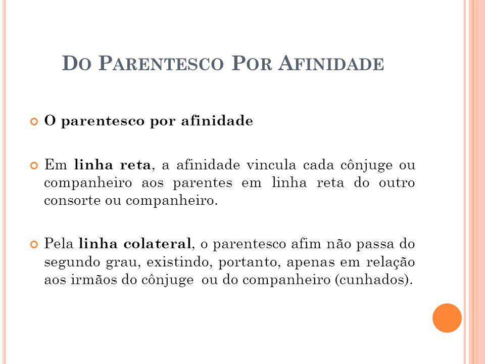 F ILIAÇÃO Critérios Determinantes da Filiação: A presunção de filiação na fertilização heteróloga: Art.