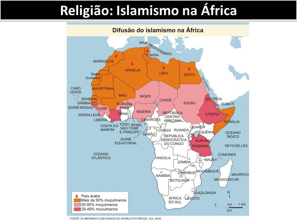 Religião: Islamismo na África