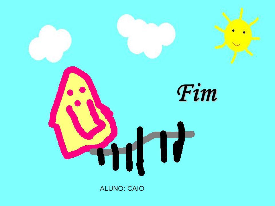 Fim ALUNO: CAIO