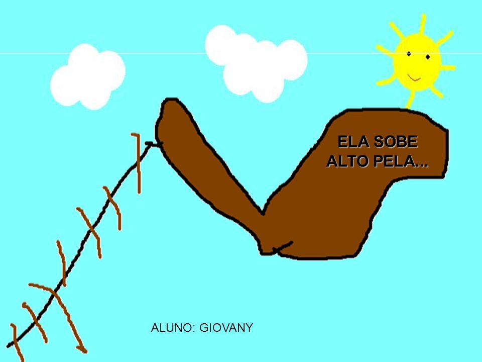 ALUNO: GIOVANY ELA SOBE ALTO PELA...