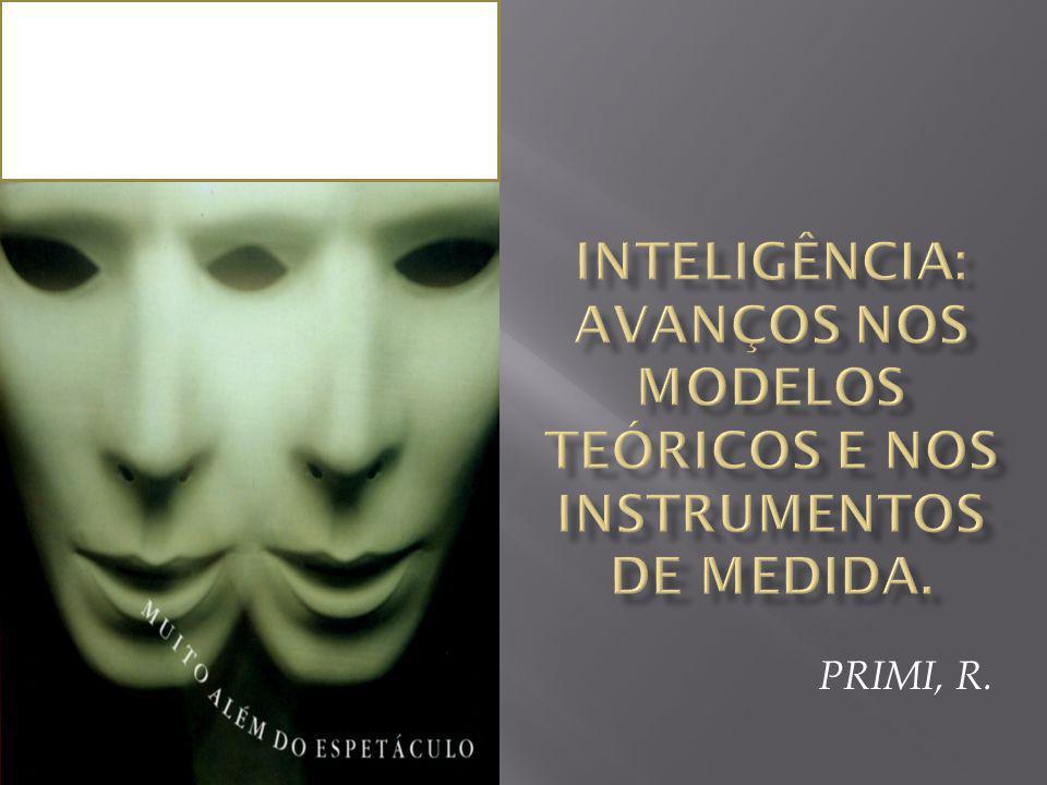 PRIMI, R.