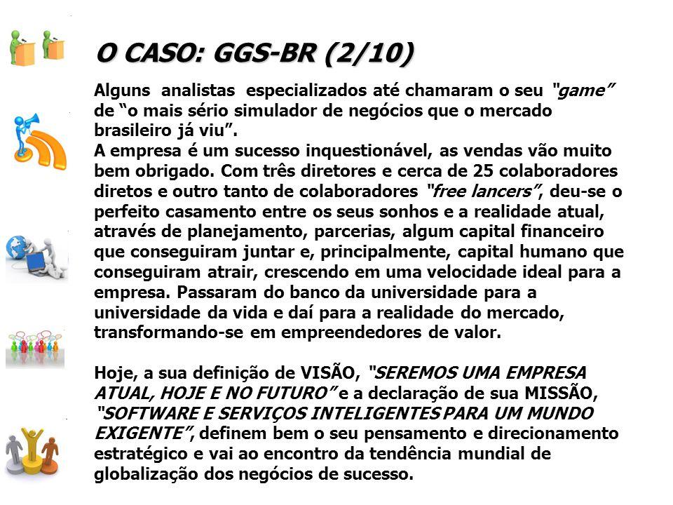 Alguns analistas especializados até chamaram o seu game de o mais sério simulador de negócios que o mercado brasileiro já viu .