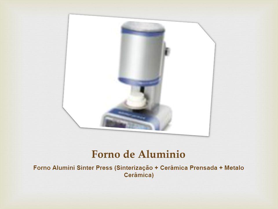 Forno de Aluminio Forno Alumini Sinter Press (Sinterização + Cerâmica Prensada + Metalo Cerâmica)
