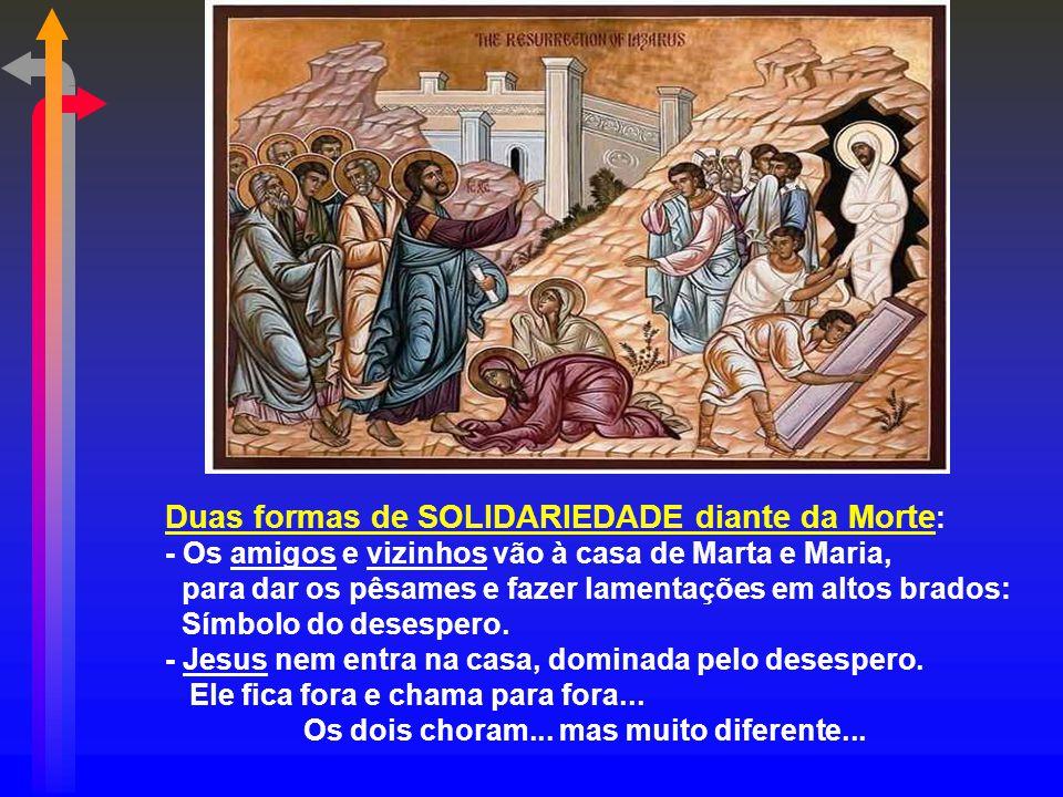 - O Diálogo: - Jesus afirma: