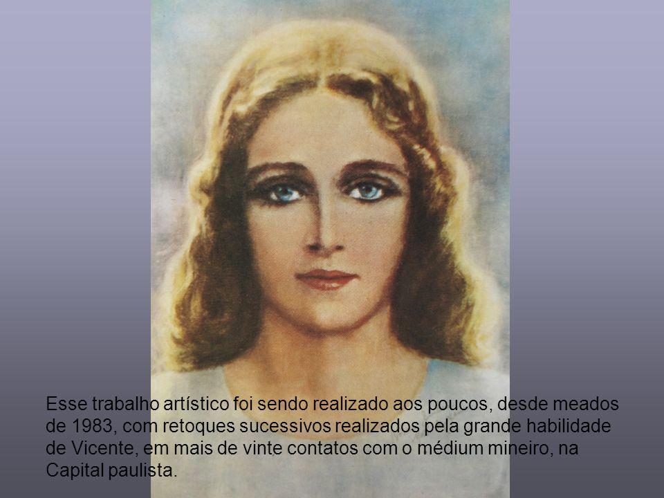 Com vistas às homenagens do Dia das Mães de 1984, o Espírito de Emmanuel ditou, por Chico, um retrato falado de Maria de Nazaré ao fotógrafo-artista V