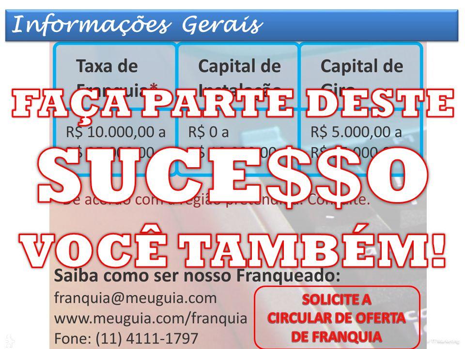 Elaborado por TT Marketing Informações Gerais