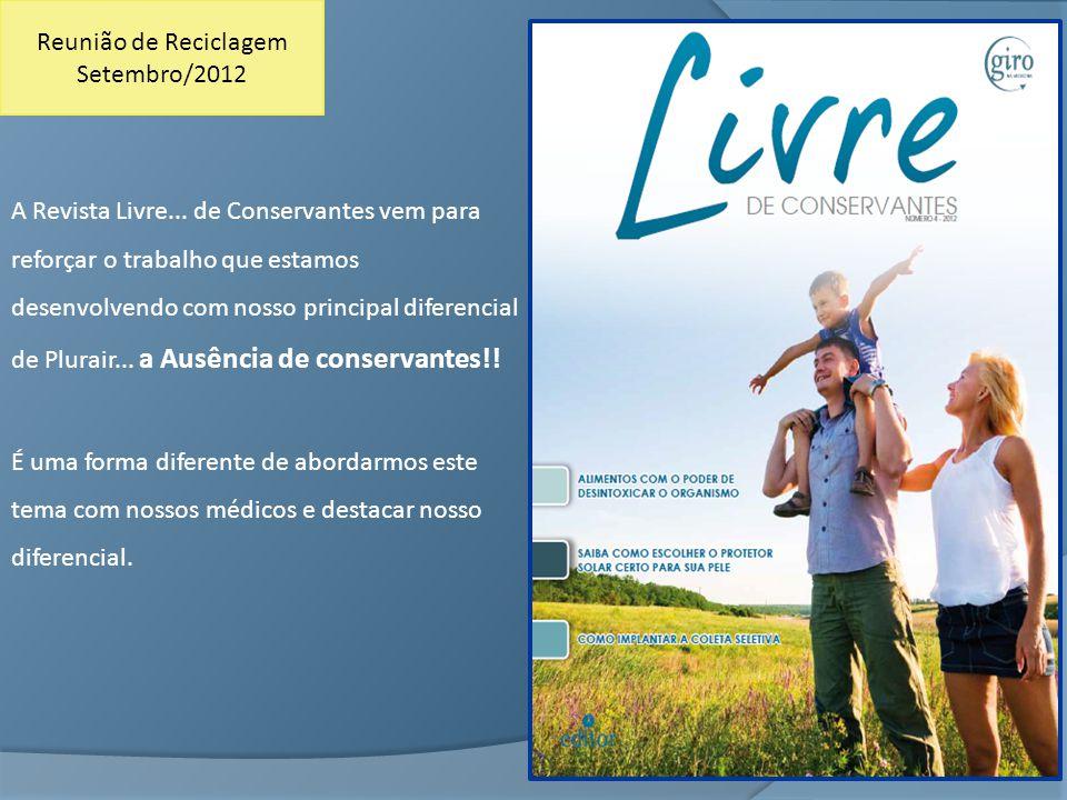 A Revista Livre...