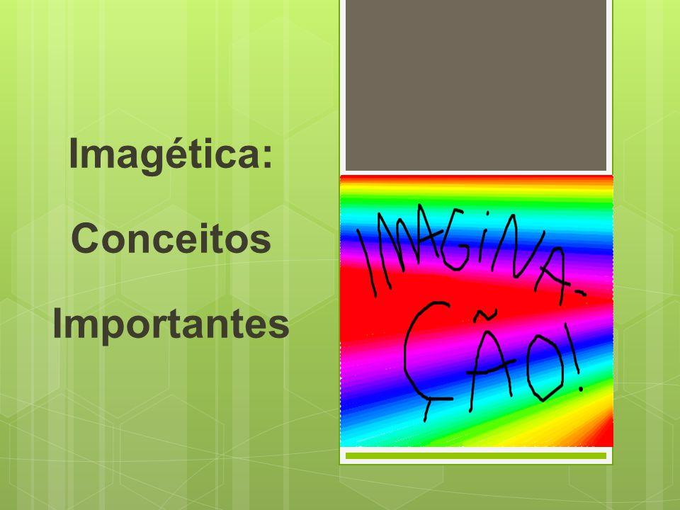 Imagética: Conceitos Importantes