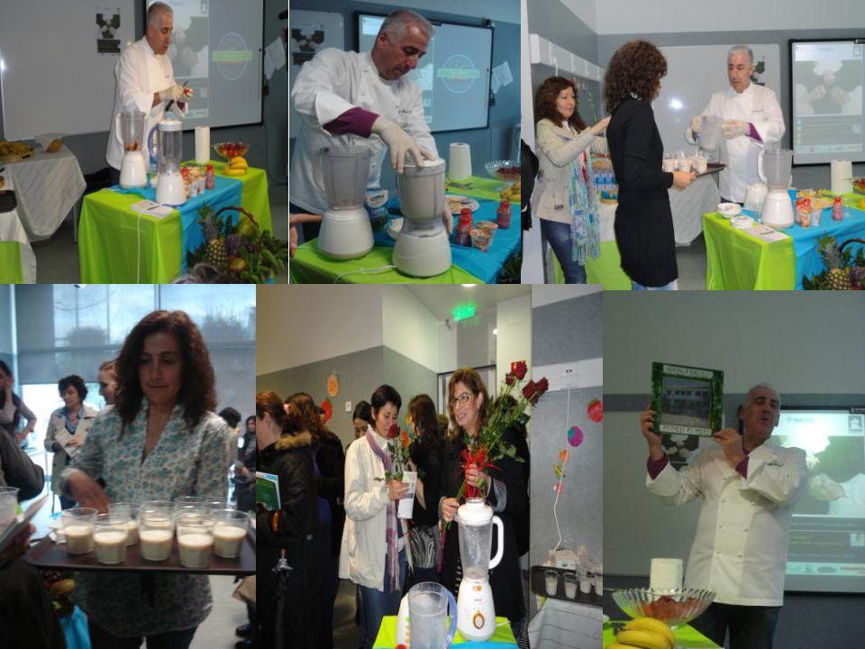Relacionado com o Projecto «O Pequeno Grande Almoço», realizou-se uma palestra em sala de aula, pelas nutricionistas do Gabinete de Saúde.