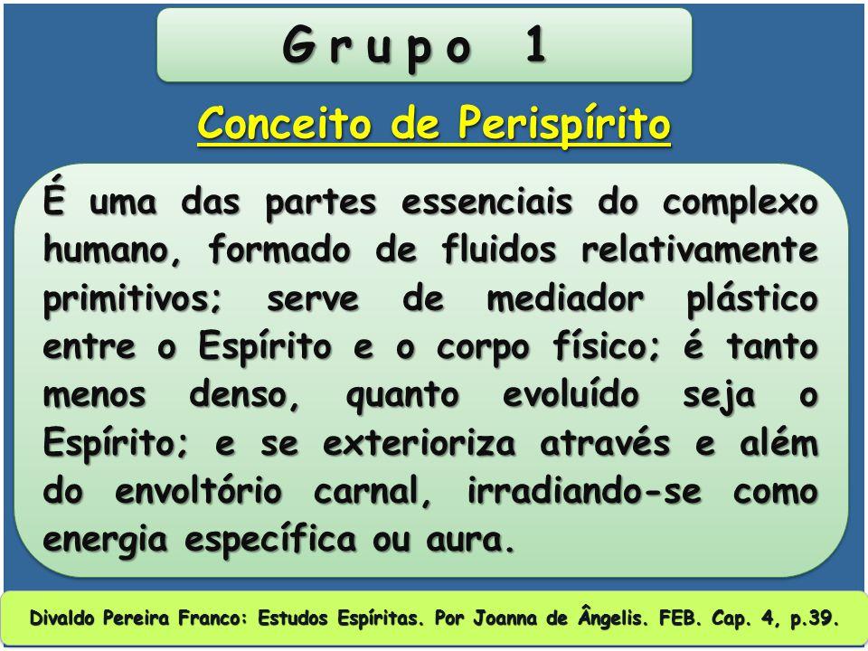 Resultados do estudo em grupo