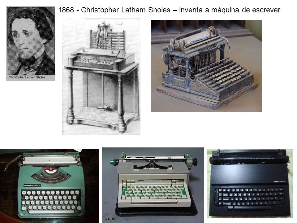 1876 - Alexander Graham Bell – Telefone