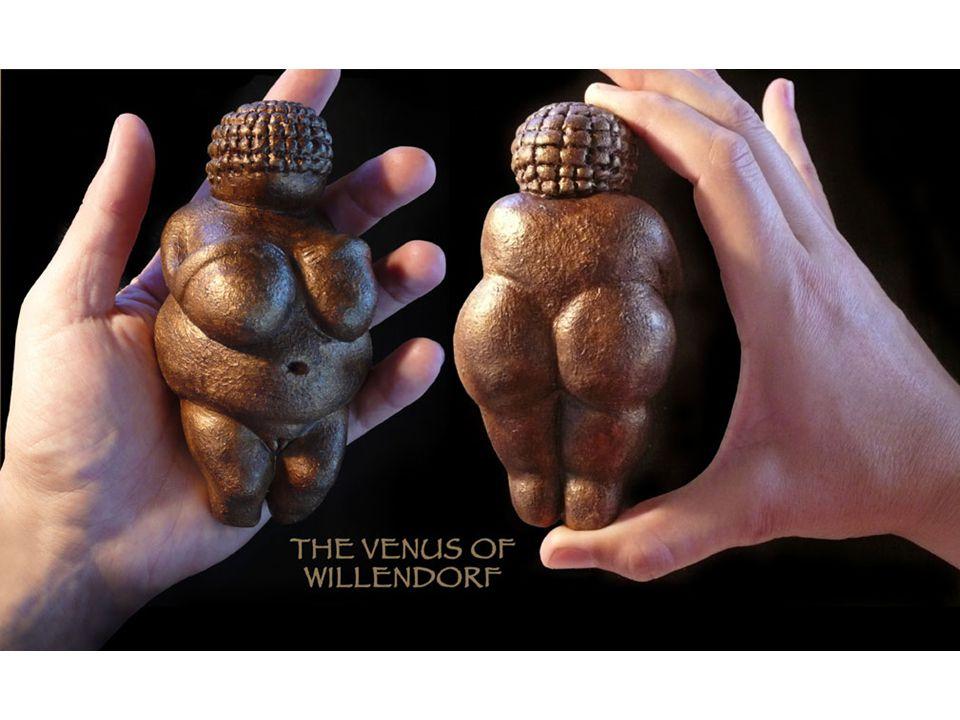 A Vénus de Willendorf, hoje também conhecida como Mulher de Willendorf, é uma estatueta com 11,1 cm de altura representando estilisticamente uma mulher, descoberta no sítio arqueológico do paleolítico situado perto de Willendorf, na Áustria.