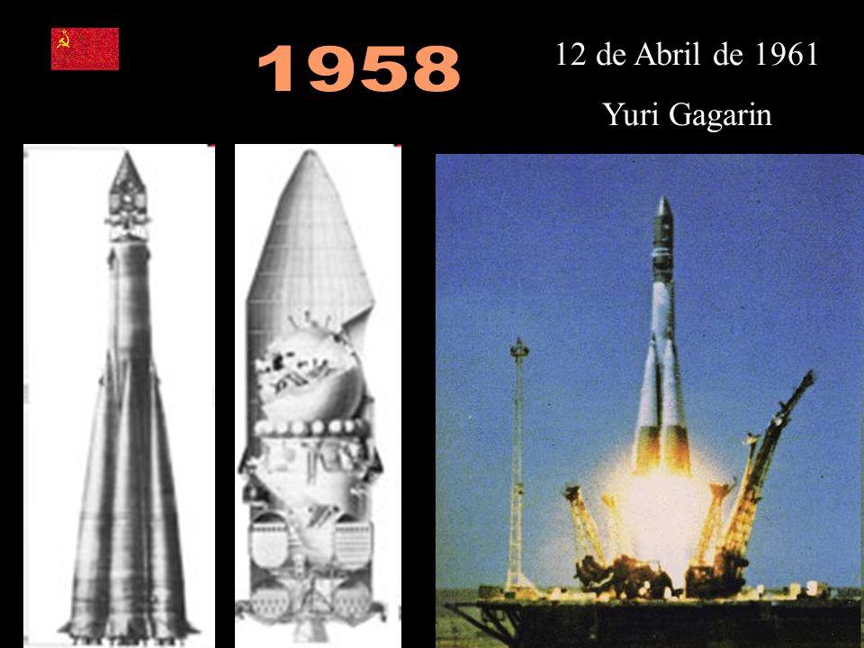 12 de Abril de 1961 Yuri Gagarin