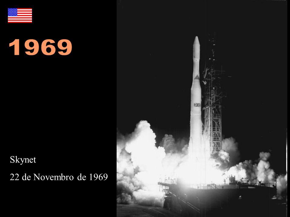 Skynet 22 de Novembro de 1969