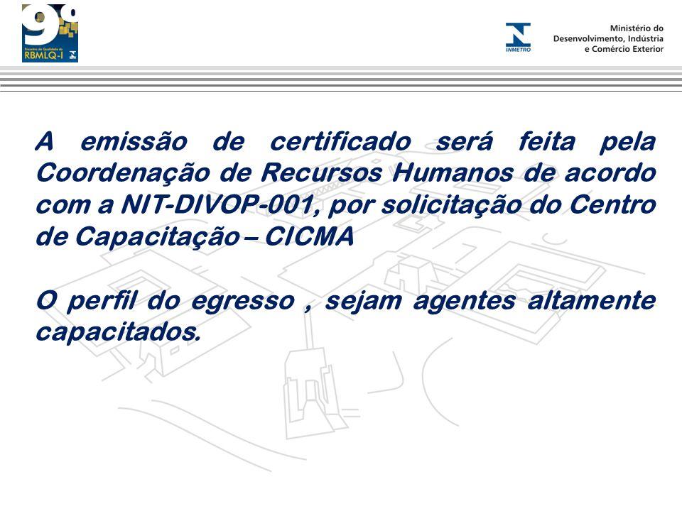 O curso conta com a atuação de diferentes agentes, a saber: • Interlocutores; • Coordenador; • Conteudistas, e • Tutores.