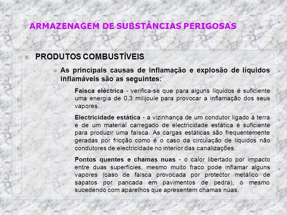 n AGENTES EXTINTORES – ÁGUA n A rede distribuição de água sob pressão para incêndios deve ser independente da rede de distribuição de águas.