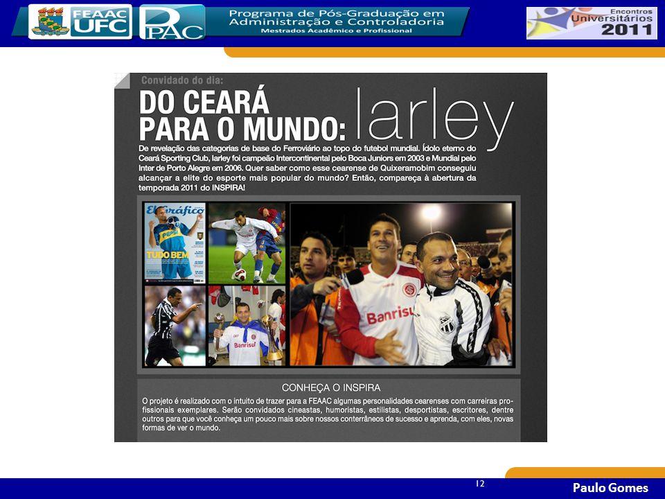 12 Paulo Gomes
