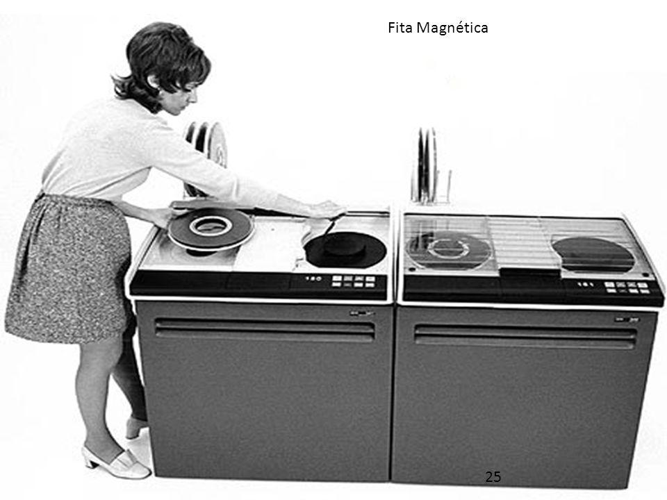 Fita Magnética 25