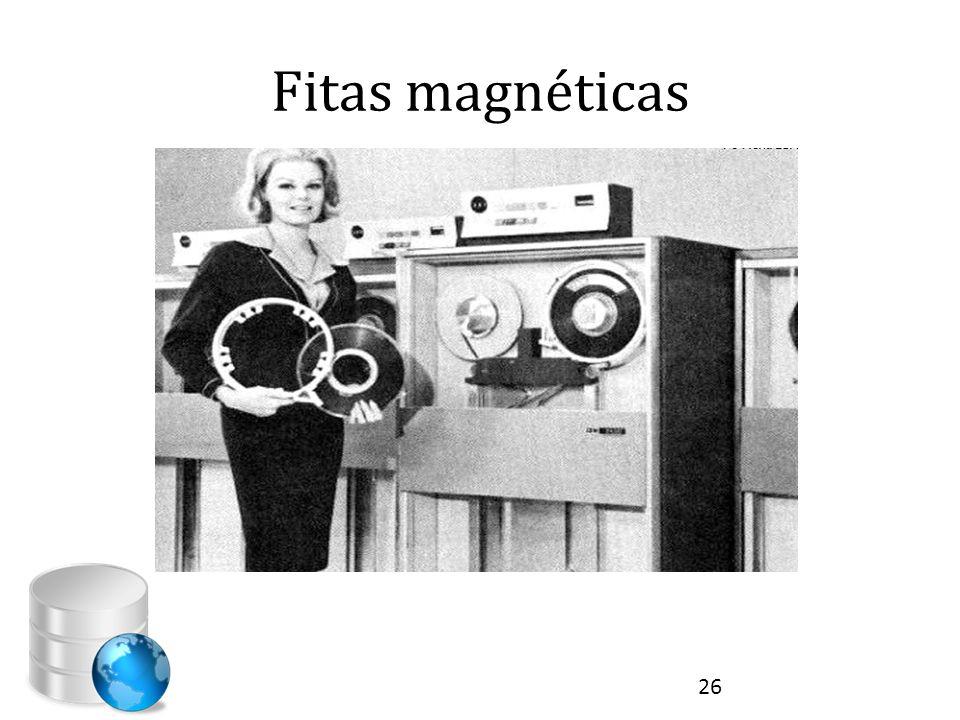 Fitas magnéticas 26