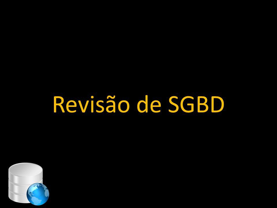 Revisão de SGBD 50