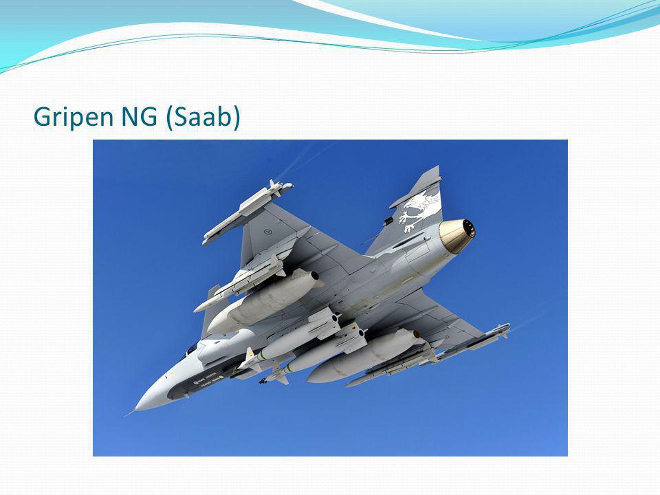 Gripen NG (Saab)