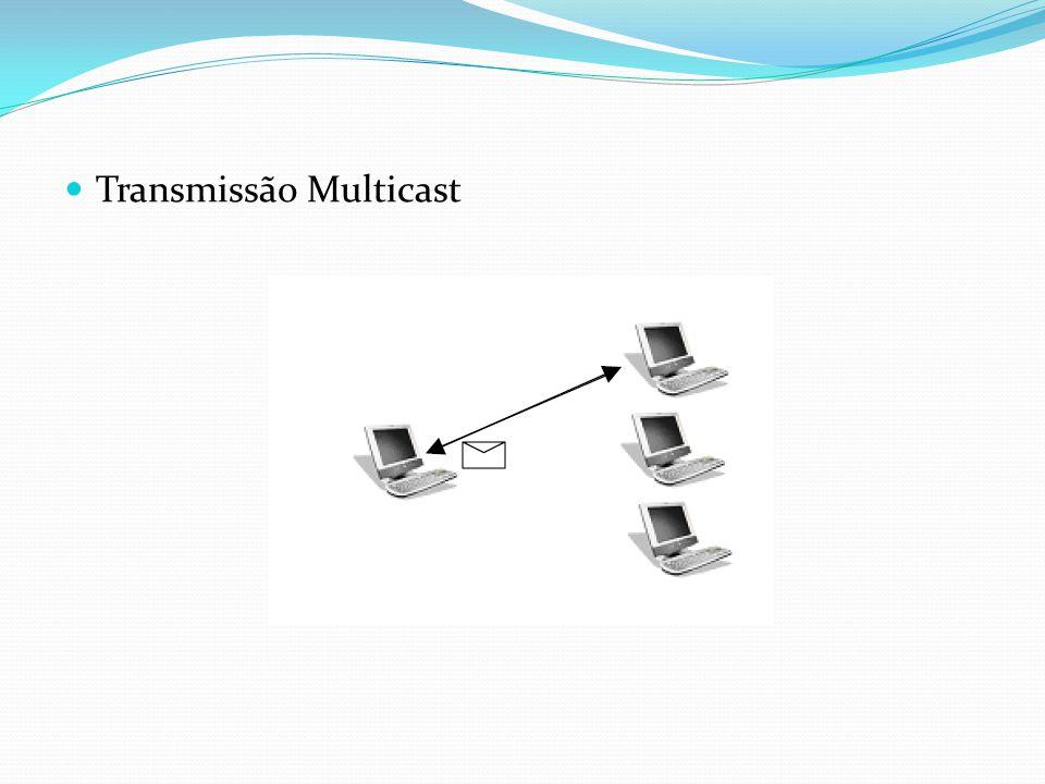  Transmissão Multicast