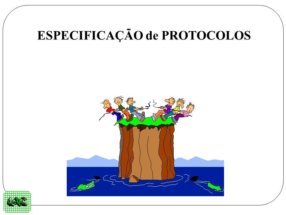 ESPECIFICAÇÃO de PROTOCOLOS
