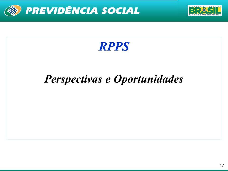 17 RPPS Perspectivas e Oportunidades